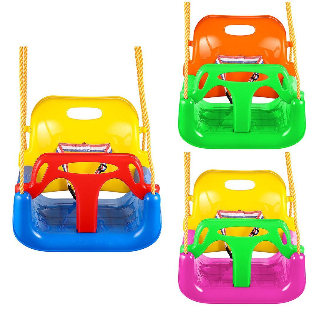 Swing Chair For 5 Year Old Covers Hampshire 3 In 1 Multifunctional Safe Children Kid Kindergarten 16 Seat 2 Cm Chain Set With Duty