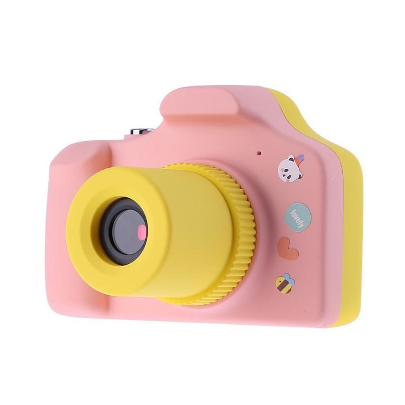 VKTECH Enfants Numérique caméra de photographie Enfants Mini 1.5 Pouces LCD enregistreur vidéo DVR Caméscope 32G TF Carte L'éducation jouet appareil photo - 3