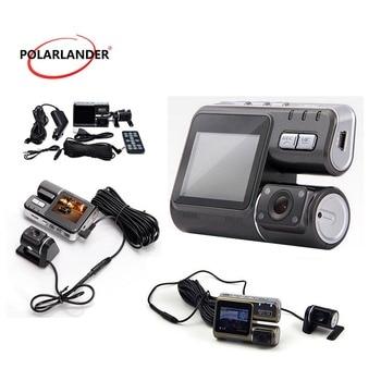i1000 HD 720P Dash DVR Car Styling Dvrs Video Camera Recorder Crash Camcorder Dashcams G-sensor Car Dvr Free Shipping function