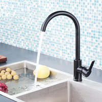 1 Pc Water Faucet Cold Hot Water Tap Mixer Water Dispenser Basin Sink Faucet for Shops Kitchen Schools Bathroom