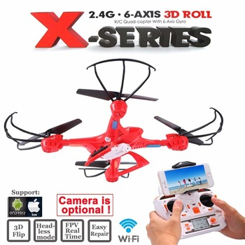MJX X400 X400-V2 2.4G 6 Axis RC Quadcopter Drone With C4015 HD FPV REAL-TIME Camera or Without Camera RC Helicopter Dron
