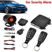 Compression switch Car Alarm Door Central Lock Locking Kit