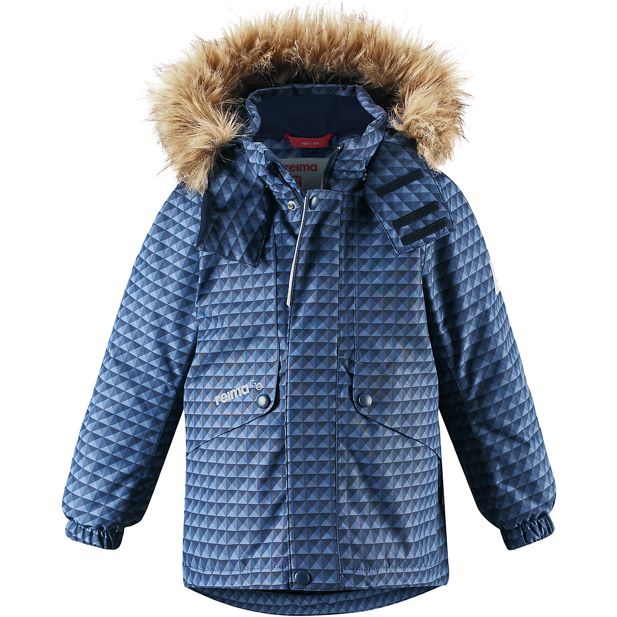 REIMA Jackets & Coats 8688762 for boys baby clothing winter warm boy girl jacket Polyester newborn baby boy girl romper 100