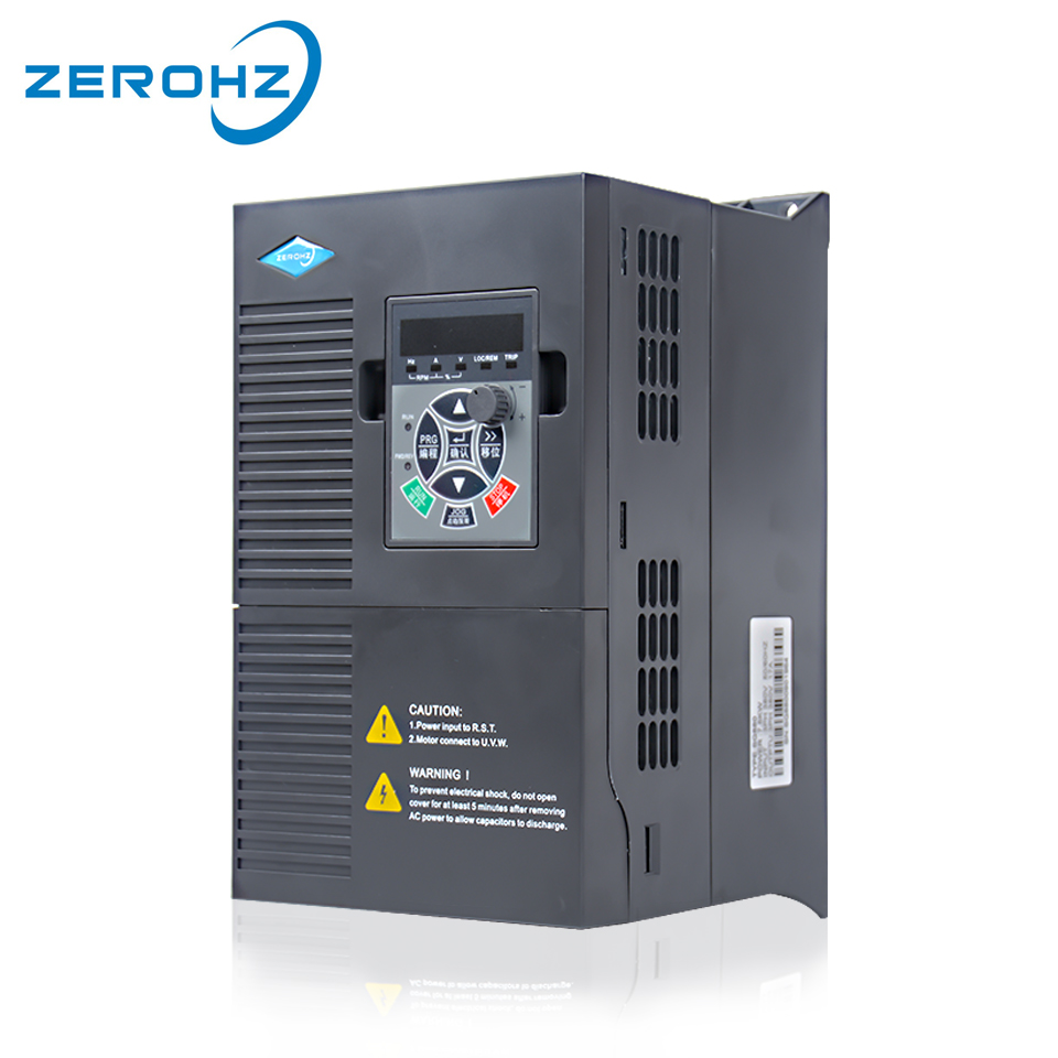 Frequency Converter For Motor 380V 4KW 5 5KW 7 5KW 3 Phase Input And Three Output