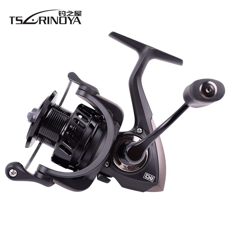 TSURINOYA FALCON 2000 3000 7kg Drag Saltwater Fishing Reel Metal Handle Spool Lure Surf Fishing Spinning
