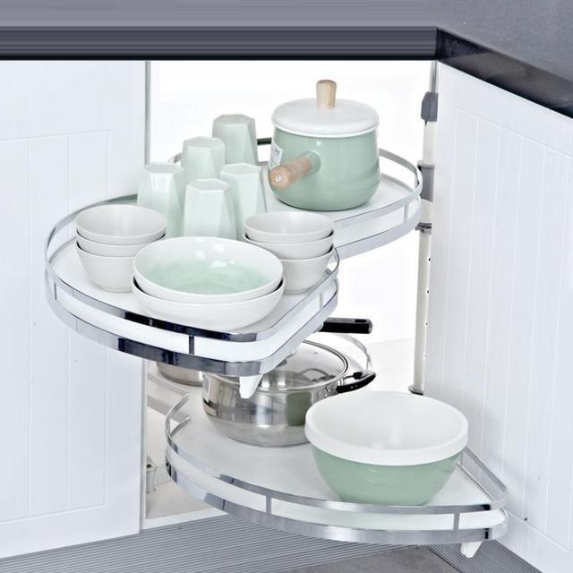 Pantry Pantries Organizador Armario De Despensa Stainless Steel Cozinha Organizer Cocina Kitchen Cabinet Storage Basket