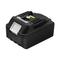 MAK 18B Li 18V 3.0/4.0Ah Li ion Rechargeable Battery Power Tool Replacement Battery for Makita BL1830 High Quality