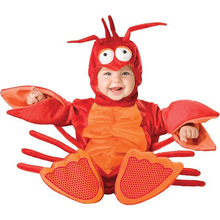 Cute Lobster Costume Cosplay Toddler Baby Animals For Kids Children Halloween