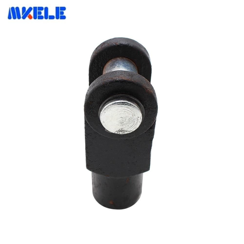Joint pneumatique Y de chape de Piston de tige de cylindre de fil de Y-200 pour le matériel mécanique de cylindre d'alésage de 16mm - 2
