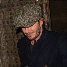 Мужская шерстяная газетная Кепка s мужская шапка Гэтсби Зимняя кепка для вождения Гольф 8 панель подарок для мальчиков подарки