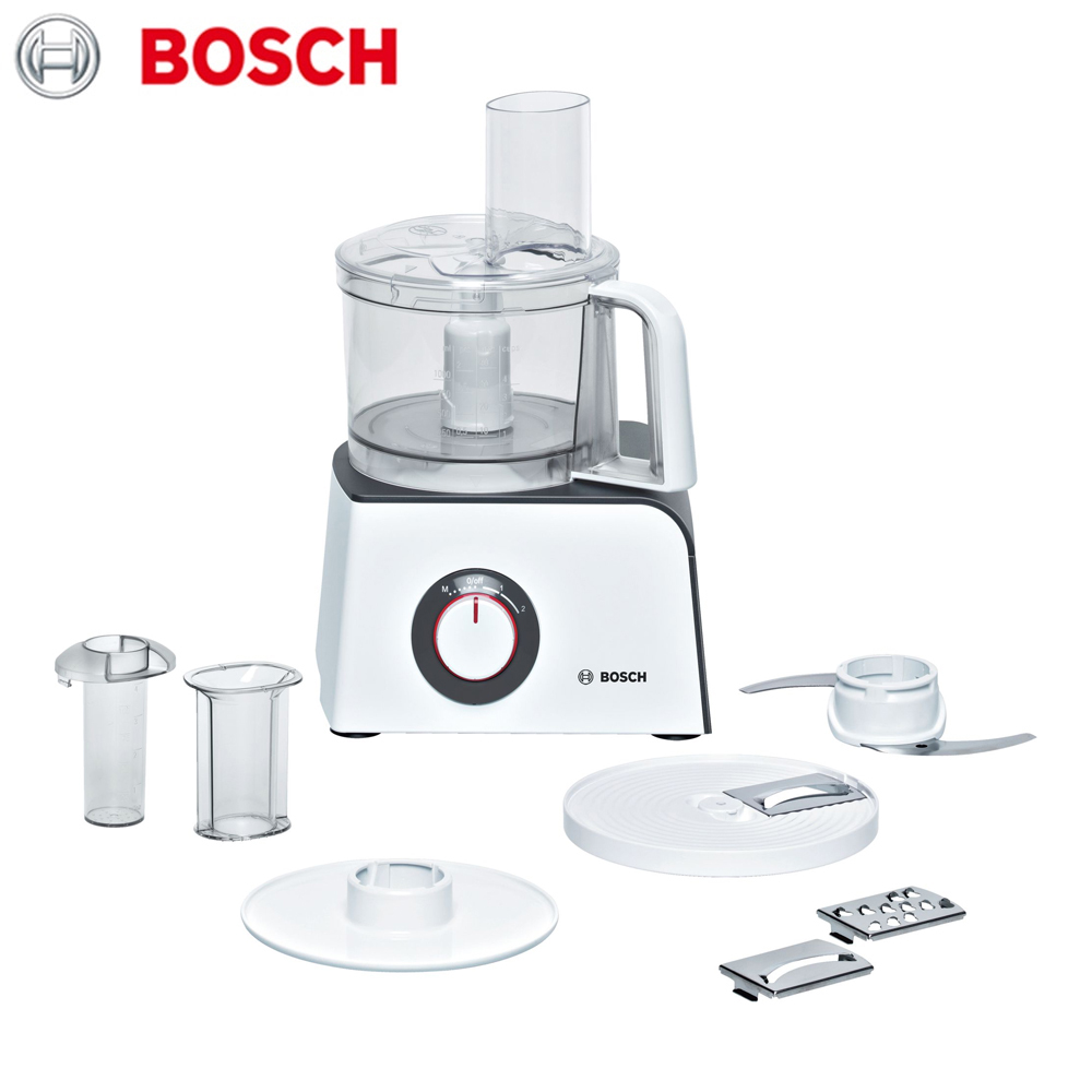 Фото - Food Processors Bosch MCM4000 home kitchen appliances machine tools automatic cooking assistant stainless steel spiral coil reverse screw knife pendulum kitchen cooking tools