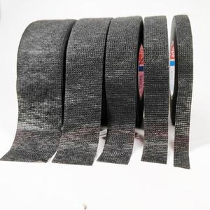 Image 2 - Nowa taśma klejąca z materiału Coroplast typu Tesa na okablowanie kablowe szerokość krosna 9/15/19/25/32MM długość15m