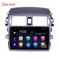 Seicane 9 Android 7,1/8,1 для 2007 2008 2010 Toyota Старый Corolla автомобиля радио комплект с gps навигатором плеер с 1080 P видео SWC