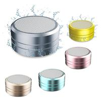Wireless Bluetooth Speaker Stereo Noise Reduction Portable Small High Sound Quality Double Speaker Subwoofer Waterproof
