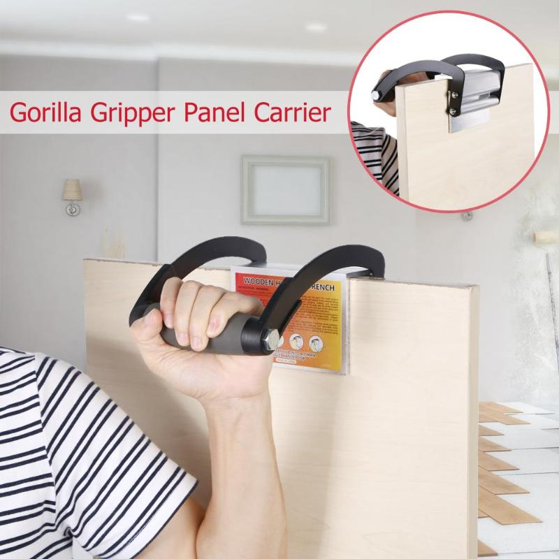 Easy Gorilla Gripper Panel Carrier Handy Grip Board Lifter Plywood Carrier Household Wood Board Lifter Easy Free Hand