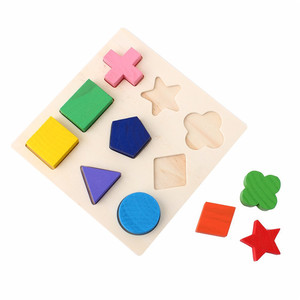 Kids 3D Puzzle Wooden Toys Col