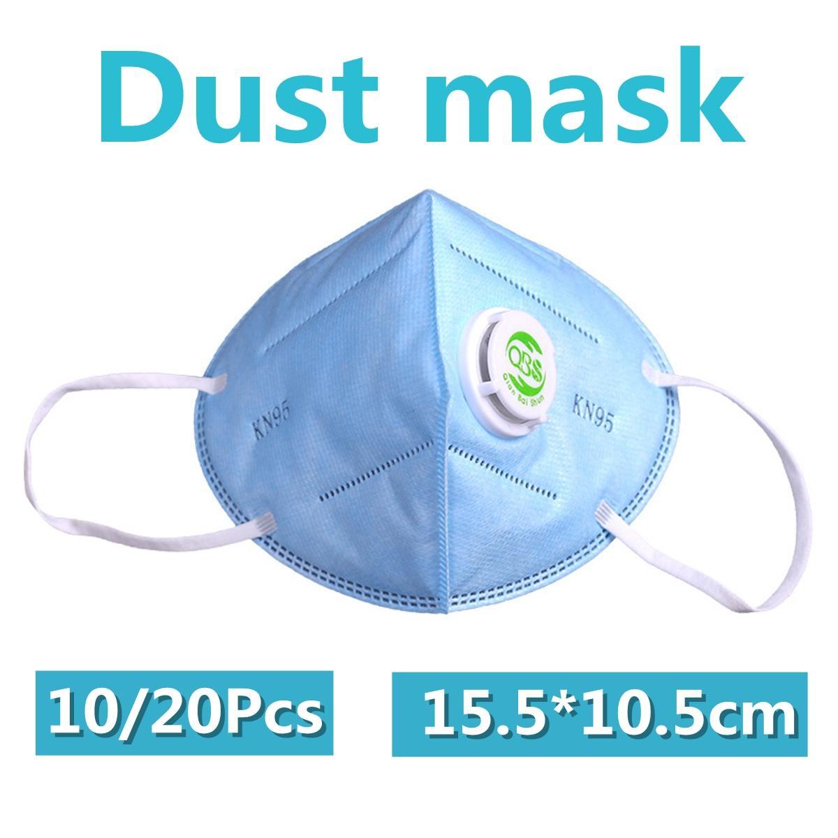 3D Non-woven Face Mouth Particulate Respirator Mask Anti Fog Haze PM2.5 Masks Air Pollution Filter Breath Valve Anti-dust3D Non-woven Face Mouth Particulate Respirator Mask Anti Fog Haze PM2.5 Masks Air Pollution Filter Breath Valve Anti-dust