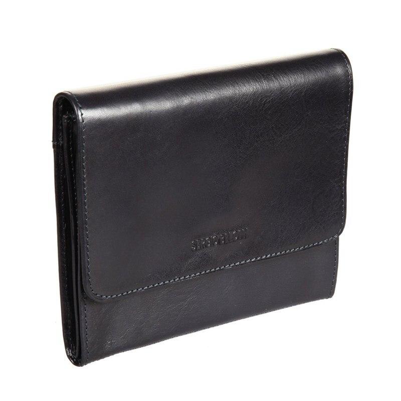 Coin Purse Sergio Belotti 3510 IRIDO Navy hcandice womens wallet card holder coin purse clutch bag handbag best gift wholesale jan29