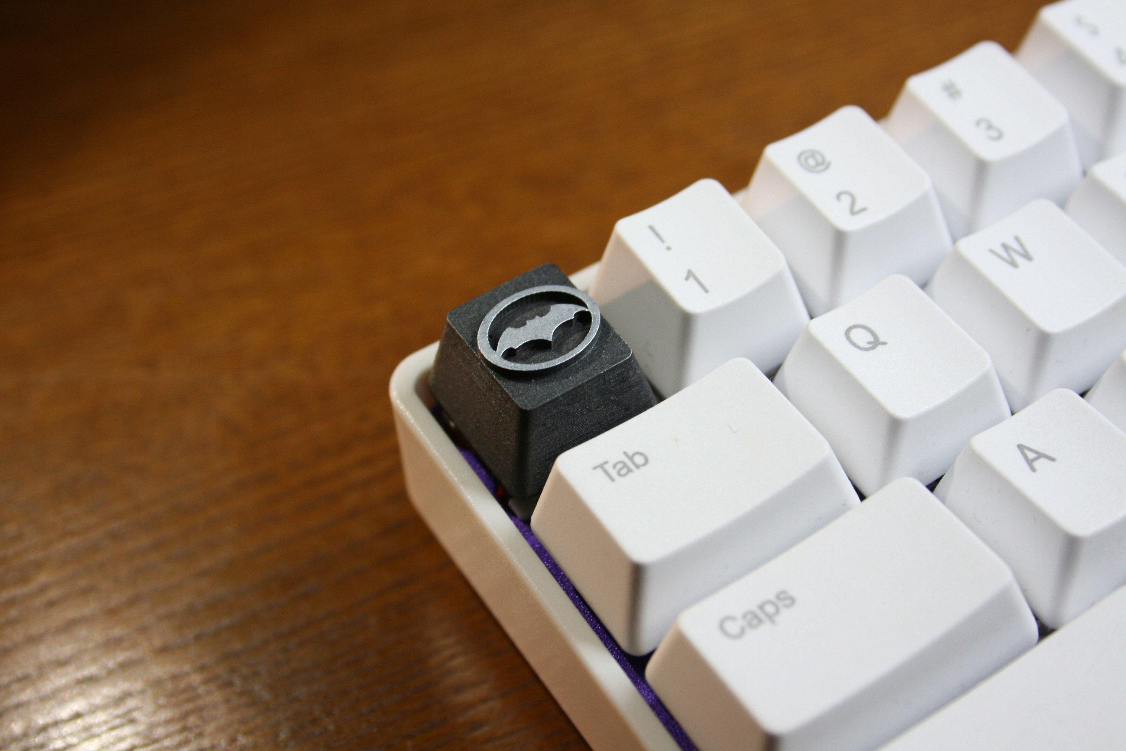 Avengers S.H.I.E.L.D Aluminium Artisan Keycap For Cherry MX Switches