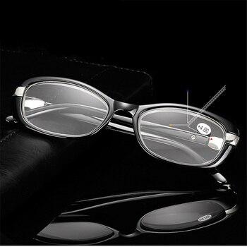 1ef24fbc83 XojoX hombres gafas de lectura de moda Vintage gafas de presbicia  hipermetropía gafas para mujeres dioptrías + 1,0, 1,5, 2,0, ...