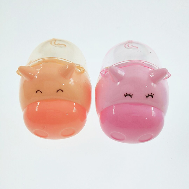 Kawaii Pig Shaped Pencil Sharpener