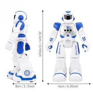 Image 4 - Robot photo pour enfants, télécommande, Smart Robot Action Walk, chanter, Action de danse, capteur de geste, jouets Robot pour enfants, offre spéciale de cadeau danniversaire
