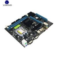 NEW G41 PC Computer Motherboard Support LGA 775 Dual Core Quad Core CPU DDR3 Memory Mainboard