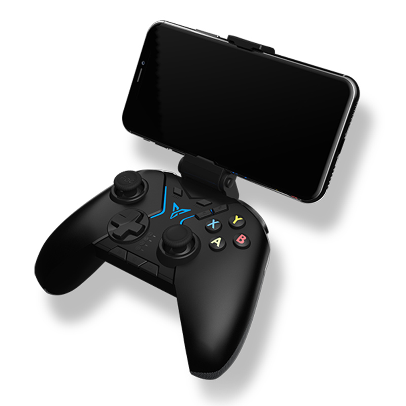 Flydigi for APEX Bluetooth 2.4G Wireless 6-Axis Flymapping Gamepad for PUBG Mobile Game for Mobile Phone PC Smart TV Tablet flydigi x9et pro non vibration mobile game handle controller
