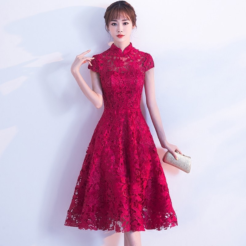 Clearance Spike, Ultra Low Surprise Price Chinese Dress Qipao Evening Dresses Markdown Sale Rushed Free Shipping