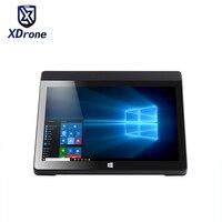 Mini PC Desktop Computer Tablet All In One PC A9 Windows 10 Home 10.1 Screen Intel Z8350 2GB RAM HDMI Business Pos Terminal