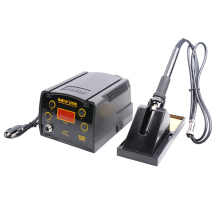 BK1000 90W Soldering Station High Frequency Adjustable Temperature Soldering Electric Iron With LCD Digital Station freeshipping 220v110v temperature thermostatic adjustable leadfree electric soldering substitute soldering station iron tip 4pcs