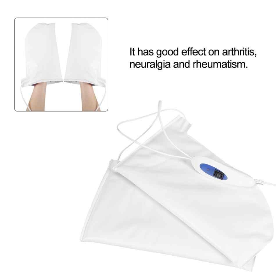 1 пара рукавицы для лечения дальнего инфракрасного спектра терапевтические с
