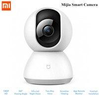 Xiaomi Mijia Smart Camera Cradle Head Version 1080P HD 360 Degree Night Vision WiFi IP Camera For Smart Home Remote Control