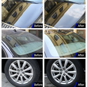 Image 3 - 13 paquete detalle cepillos de limpieza de cepillo de pelo suave/esponjas/paños para limpieza del coche rueda de tablero Interior Exterior conductos de aire