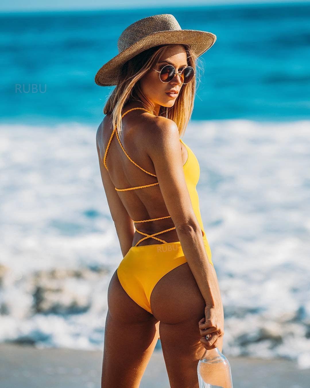 Mulheres One-Piece Swimsuit 2019 Vendido Swimwear Meninas Maiô Bikini Mulheres Define Monokini Beachwear Feminino Terno de Natação