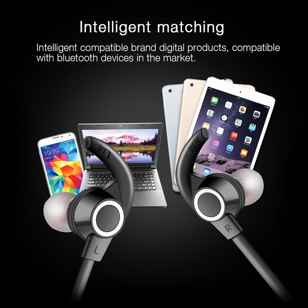 56SX беспроводная гарнитура для наушников Bluetooth наушники спортивные водонепроницаемые для iPhone звонки, чтобы отклонить прочный