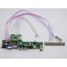 "Para LP156WF6 (SP) (D1) /LP156WF6-SPC1 1920*1080 de 15,6 ""TV HDMI VGA LED LCD EDP controlador kit"