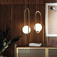 Modern White Glass Ball Hanging Lamp Led Pendant Lamp Restaurant Living Room Cafe Bedroom Bar Pendant Light Fixtures Lighting modern glass candle pendant lamp hotel hall restaurant dinning room bar hanging lighting smoke glass bubble suspension light