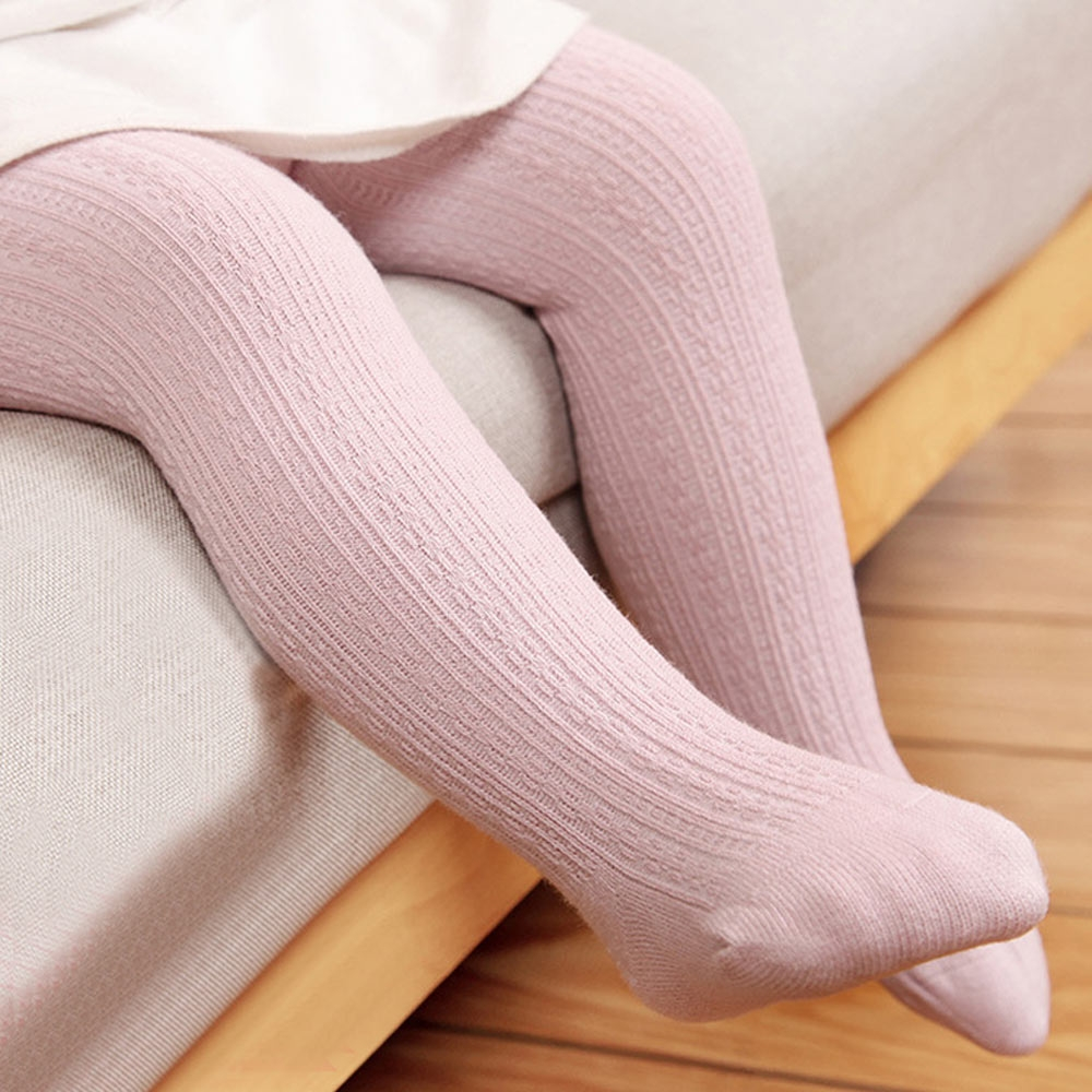 Soft Cotton Baby Girl Tights Infant Solid Leg Warmers Pantyhose Newborn Stocking  Baby Pantyhoses 6-24M Warm Tights