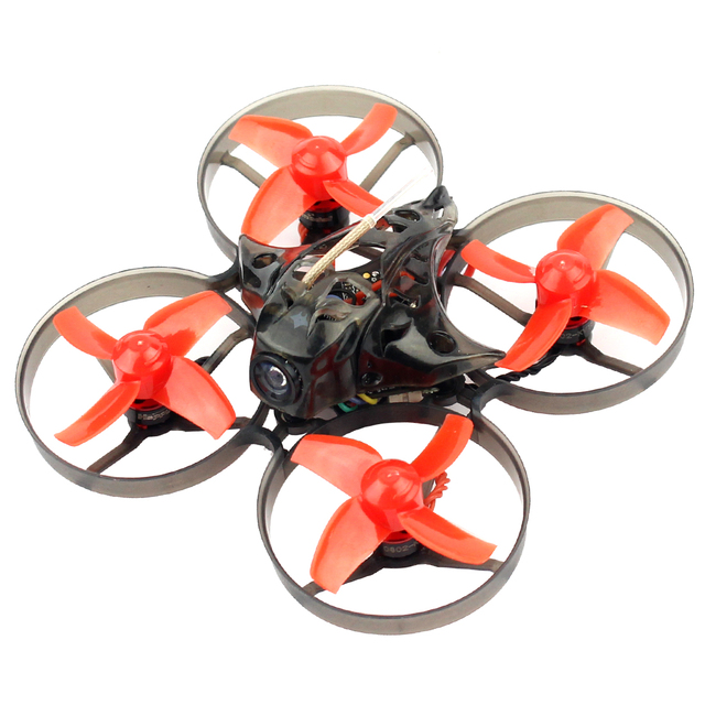 Happymodel Mobula7 75mm Crazybee F3 Pro OSD 2S BWhoop FPV Racing Drone Quadcopter w/ Upgrade BB2 ESC 700TVL BNF Compatible Frsky