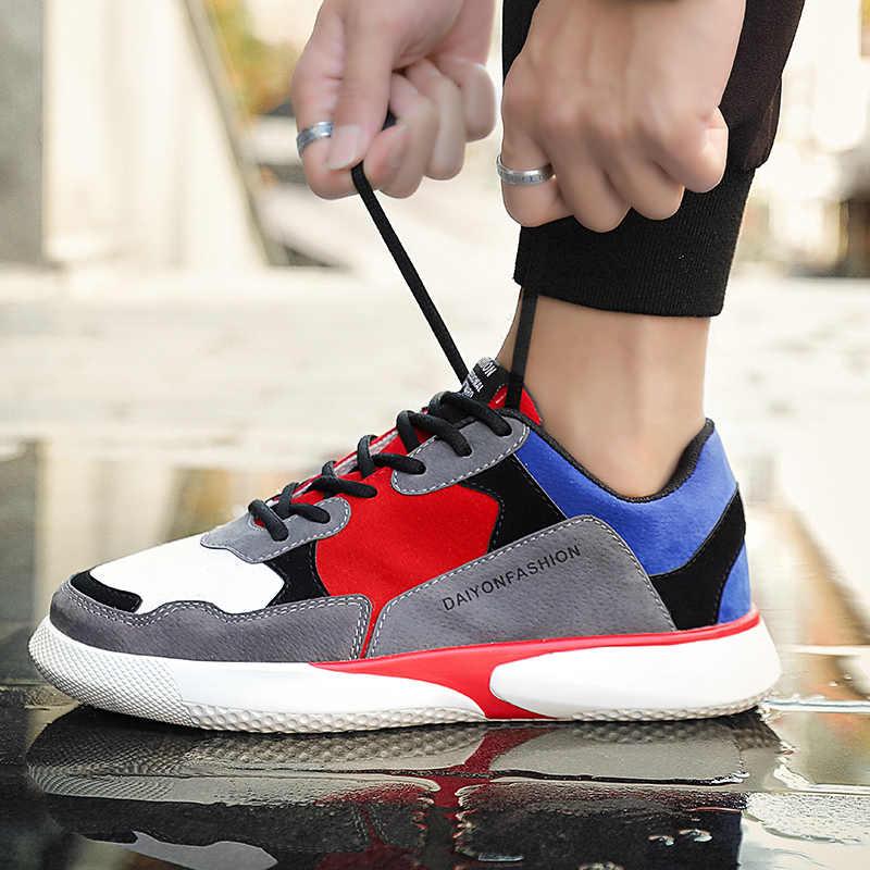 be6863a2 Мужские кроссовки спортивные туфли для папы обувь на высокой платформе  Мужские Черные массивные Сникеры на каждый