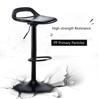 high stool lift and Rotating bar chair modern simple popular style Continental Increase chassis stable and comfortable