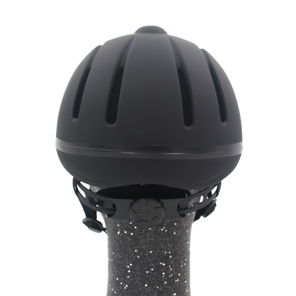Image 3 - Professional Horse Riding Helmet Adjustable Size Half Face Cover Protective Headgear Secure Equipment for Questrian Riders-in Body Protectors from Sports & Entertainment