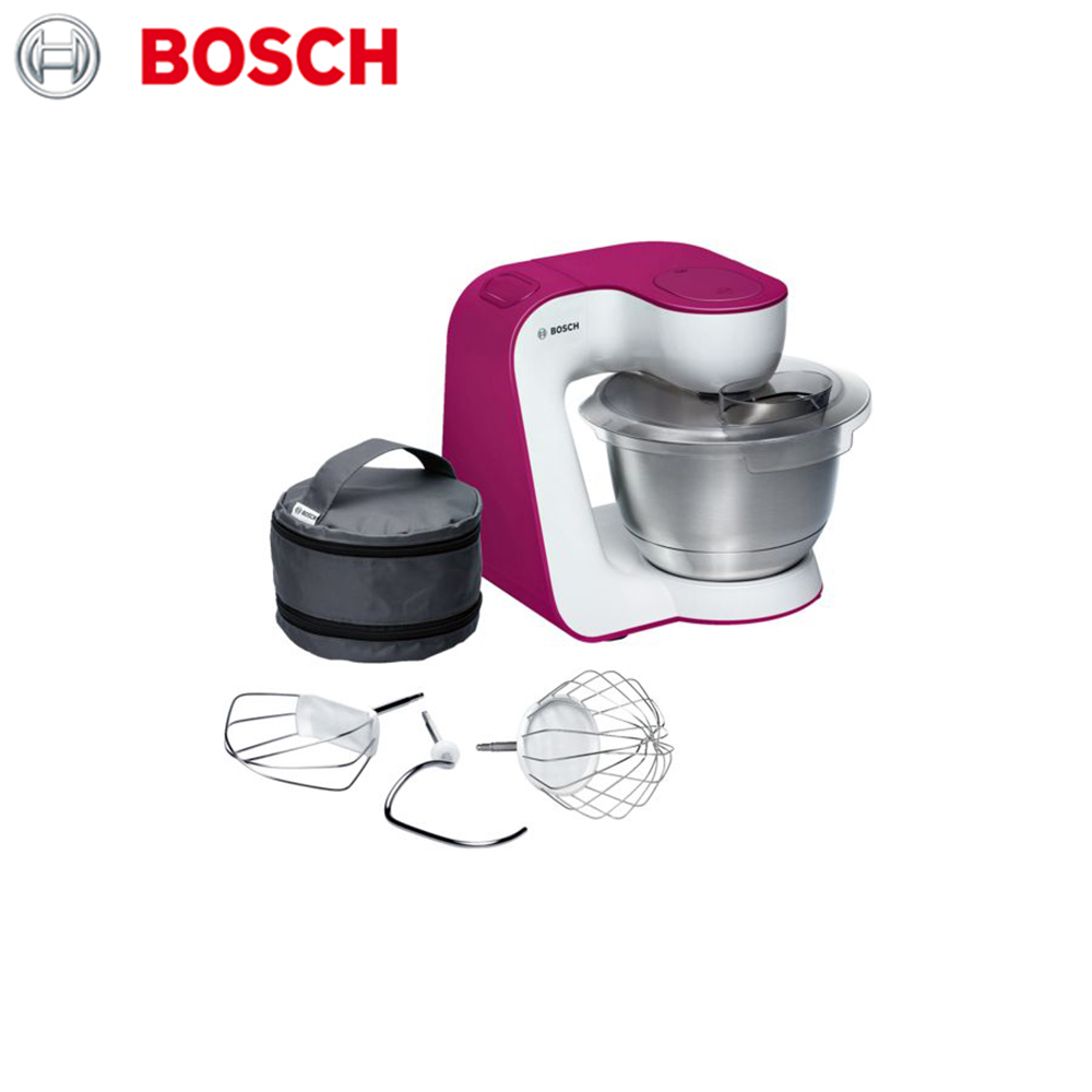 Food Mixers Bosch MUM54P00 home kitchen appliances processor machine equipment for the production of making cooking puffed maize or rice food extrusion machine with 7 molds puffed corn bulking snacks making machine zf