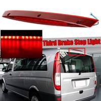 W639 Car Tail Light High Mount 3rd Rear Third Brake Light Stop Lamp For Mercedes For Benz Vito Viano W639 A6398200056 6398200056