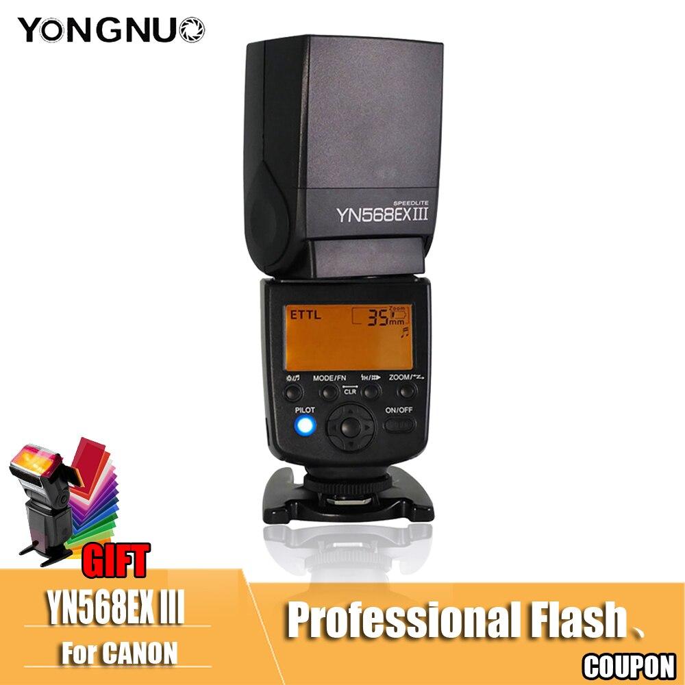 YONGNUO YN568EX III YN568-EX III YN568 EX III 2.4G TTL Synchronisation Haute Vitesse Sans Fil 1 flash pour Canon 1100d 650d 600d 700dYONGNUO YN568EX III YN568-EX III YN568 EX III 2.4G TTL Synchronisation Haute Vitesse Sans Fil 1 flash pour Canon 1100d 650d 600d 700d