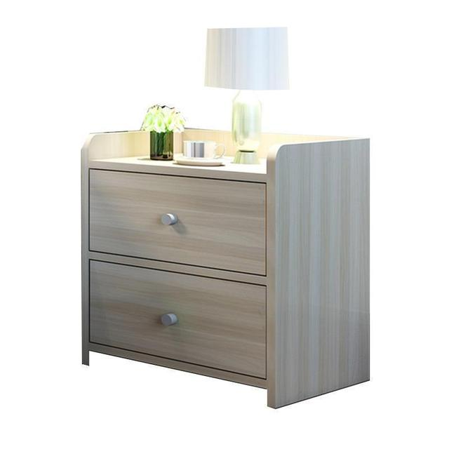 Letto Mesita Noche Para El Slaapkamer Veladores European Wooden Mueble De Dormitorio Quarto Cabinet Bedroom Furniture Nightstand