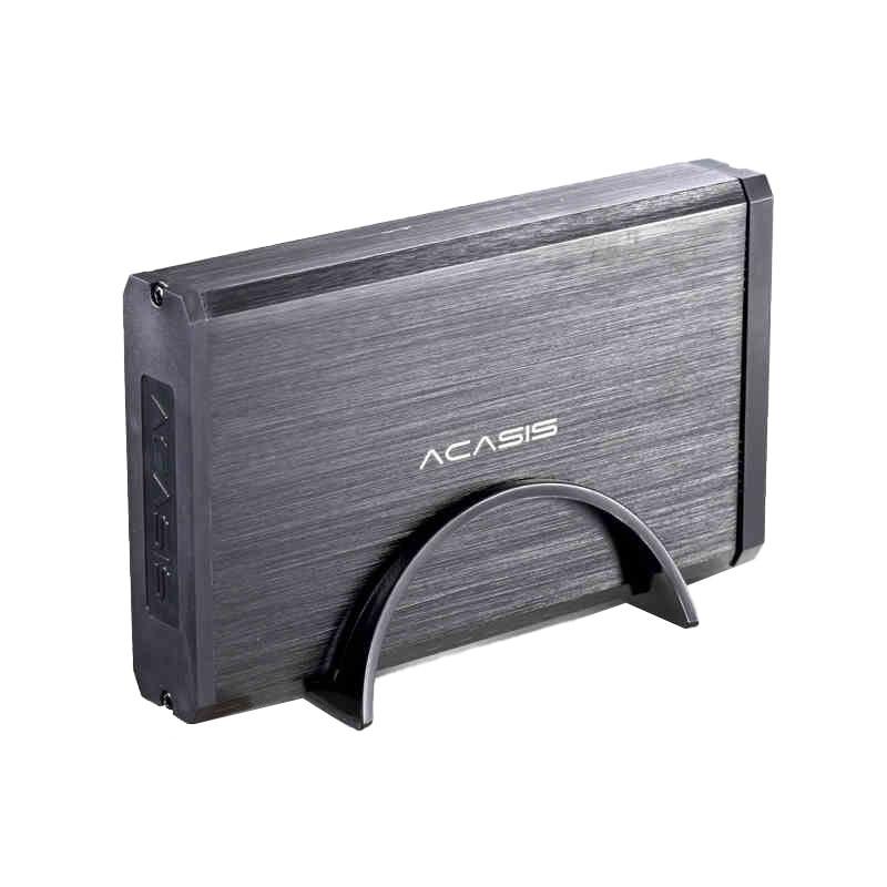 Acasis Hdd Gehäuse Fall Hdd 3,5 Aluminium Usb Sata Externe Gehäuse Festplatte Festplatte Hd Fall Usb 3.0 Caddy Box Laptop Schrecklicher Wert