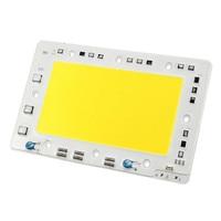 CLAITE 10pcs LUSTREON Pure White 150W 15000LM DIY COB LED Light Chip Bulb Bead 160x100mm For Flood Light AC 110V