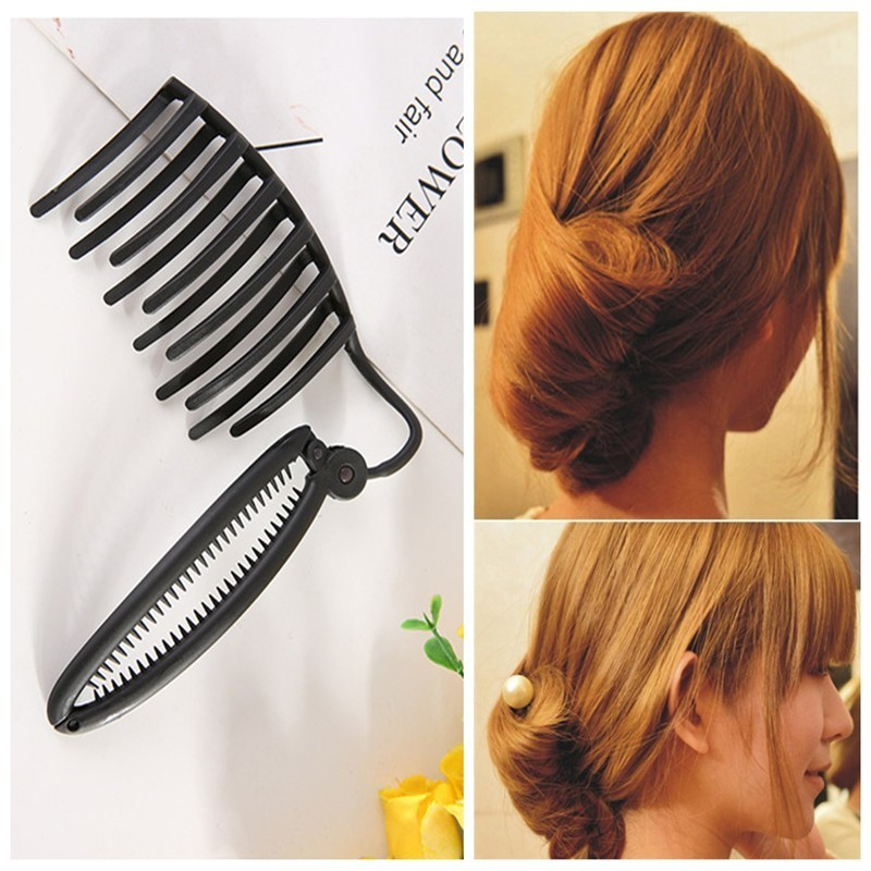 1 Pcs Professional Hair Styling Tools For Office Lady Braided Hair Device Flaxen Hair Salon Tools For Women Lady